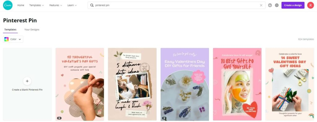 use Pinterest to promote your blog